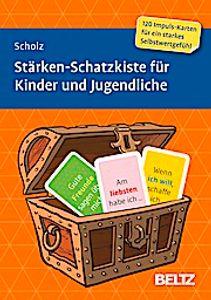 Stärken-Schatzkiste für Kinder und Jugendliche, 120 Karten