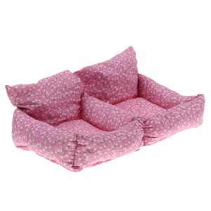 Kleintier Bett Sofa Nest für Eichhörnchen/Meerschweinchen/Hamster/Chinchilla/Igel/Kaninchen