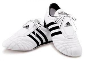 Adidas Kampfsport Schuhe SM II weiß Größe - 43 1/3