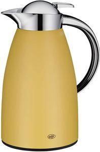 alfi Isolierkanne Signo spicy mustard matt 1l 1421.295.100