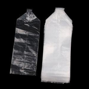 50 Stück Zierfische Transport \\u0026 Transfer Plastiktüten Schweißdichtung 14x40cm klar
