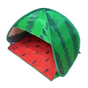 Sonne Heime, Instant Sonne Schatten Baldachin, Automatische Pop Up Zelt Baldachin für Strand Camping Angeln Wandern Picknick, tragbare Sun Shelter Silberne Stoffmelone