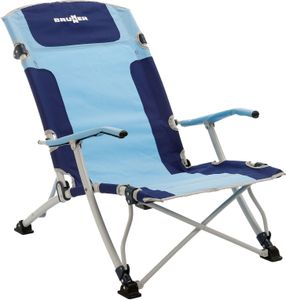 Brunner Bula XL Stuhl blau/hellblau
