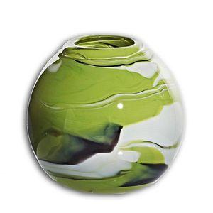 "Kugelvase ""Farbenzauber"" (11cm), verdea"