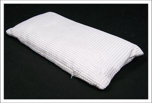 Mikrofaser-Badewannenkissen in WEISS