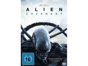 DVD Alien: Covenant