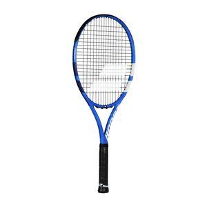 Babolat Boost D (besaitet) 260g Tennisschläger Blau Weiß, Größe:4