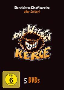 Die wilden Kerle 1-5 - Sammelbox  [5 DVDs] - Digital Video Disc