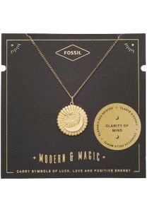 Fossil Damen-Kette Vintage Motifs Edelstahl glänzend JF03242710