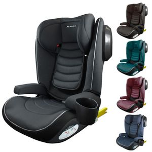 XOMAX A23 Auto Kindersitz mit ISOFIX (Gruppe II, III) 15 - 36 kg, Farbe:brown-black-sls
