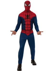 Marvel Herren Kostüm Spiderman Karneval Fasching Gr.48/52