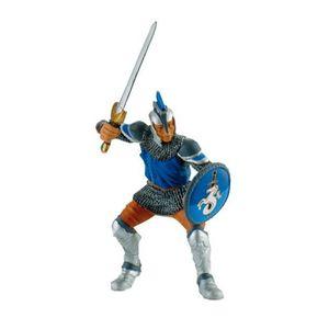 Bullyland Schwertkämpfer blau