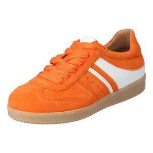 Gabor Shoes     orange, Größe:7, Farbe:orange/weiss 12