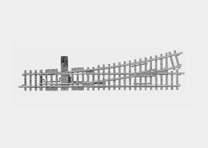 Märklin 22715, Track, Märklin, 15 Jahr(e), Schwarz, 902,4 mm