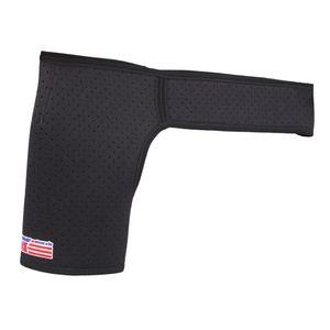 Schulterbandage, Neopren Verstellbare Schulter Compression Brace Schulter Verpackungs-Gurt-Band, für linke oder rechte Schulter