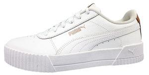 Puma Damen Sportschuhe in Weiß, Größe 6.5