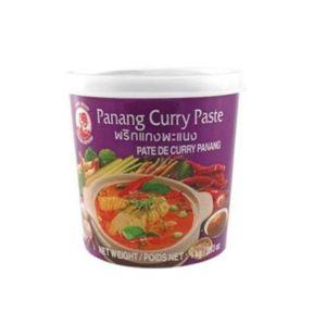 Cock Panang Curry Paste 400g Rot Thai Gewürzpaste Thailand