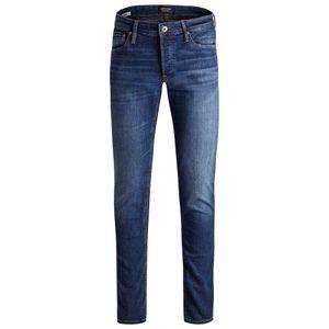 Jack & Jones Herren Glenn Original 814 Slim Jeans, Blau 36W x 32L