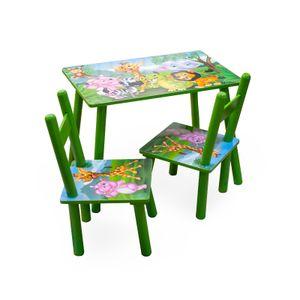 287321 Kindertischgruppe Dschungel HTI-Line