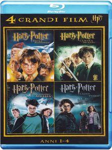 Warner Home Video Harry Potter, Blu-ray, Fantasie, 2D, Mehrsprachig, Mehrsprachig, PG