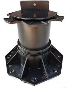 PRO-FIXX Stelzlager XL 140 - 220 mm Stellfüße Verstellfüße Stellfuß Plattenlager Terrasse WPC