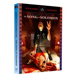 American Guinea Pig - The Song of Solomon [LE] Mediabook Cover A