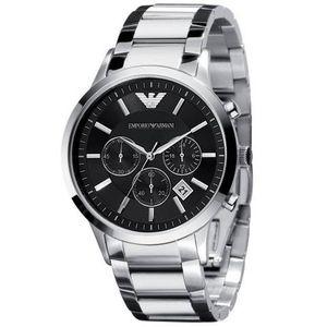 Emporio Armani Herren Chronograph Armband Uhr AR2434