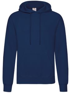 Fruit of the Loom Classic Hooded Sweat, Farbe:navy, Größe:2XL