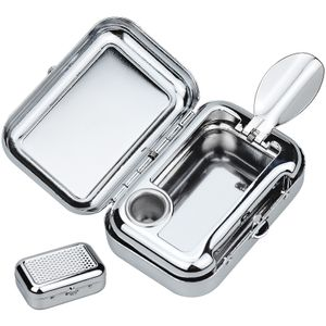Zigaretten Taschenascher Mini-Aschenbecher Taschenaschenbecher Reise-Aschenbecher Aschenbecher