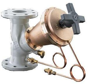 Oventrop Differenzdruckregler Hydromat DFC PN 16, 200-1000 mbar, Flansch DN 80