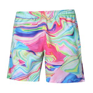 Männer Strandhosen Lässige Shorts wie beschrieben Streifen 2XL