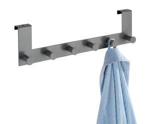 Tür-Garderobe Kleiderhaken Türhaken Küche Bad Celano