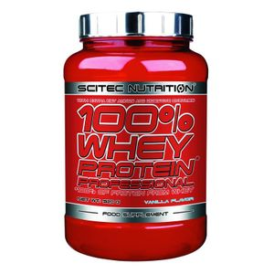 Scitec Nutrition Whey Protein Professional 920g Vanille
