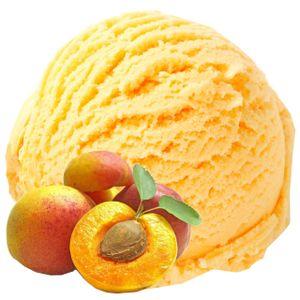 Pfirsich Geschmack Eispulver Softeispulver 1:3