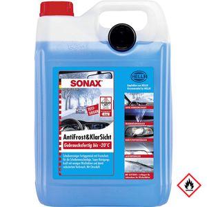 Sonax Antifrost und Klarsicht gebrauchsfertig bis minus 20Crad 5000ml