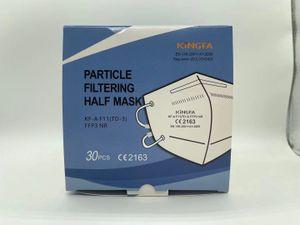 Kingfa FFP3 Atemschutzmaske - CE2163 - 30 Stück