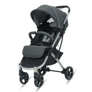 Knorr-Baby Buggy X-Easy-Fold  Melange-Anthrazit