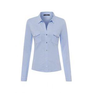 Zero Top, Farbe:fresh blue, Größe:38