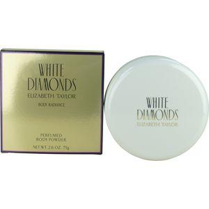 Elizabeth Taylor White Diamonds Body Powder 75g