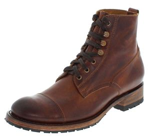 Sendra Boots 9049 Kasper Street Bermack Evolution Tang Usado Marron, Groesse:41 EU