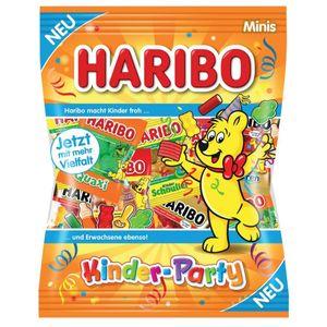 Haribo Kinder Party Fruchtgummi teilweise mit Schaumzucker 250g