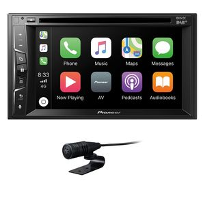 Pioneer AVH-Z3200DAB CarPlay USB MP3 DVD Bluetooth Digitalradio AUX CD DAB+