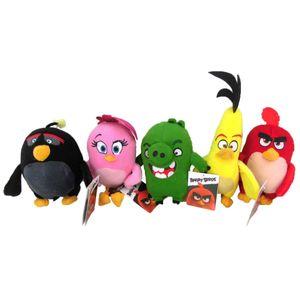 Angry Birds Kuscheltier Stofftier Teddy Plüschfigur Plüsch Puppe 17cm, Figur:Chuck