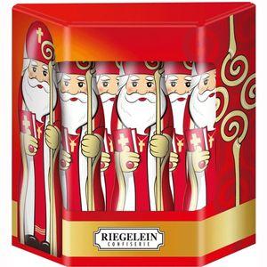 Riegelein Nikolaus aus Alpenvollmilch Schokolade und Kakao 125g