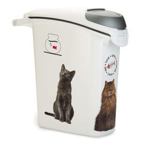 Curver Tierfutterbehälter Katze 23 L
