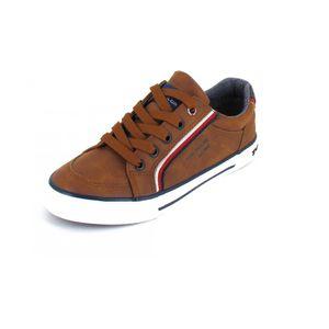Tom Tailor Sneaker  Größe 37, Farbe: cognac