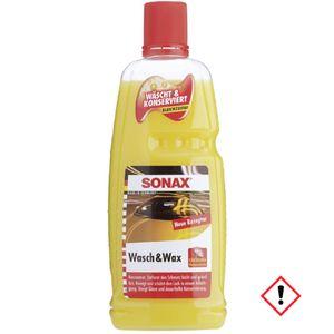 SONAX Wasch und Wax Wäscht und Konserviert Gleichzeitig 1000ml