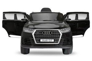 Audi Q7 2x 35W 2X6V(12V) 7Ah (Schwarz)