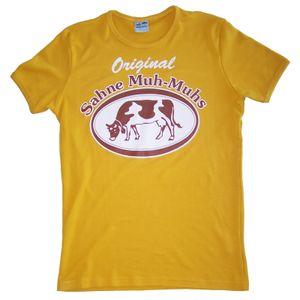 Original Muh-Muhs T-Shirt Herren, Größe L