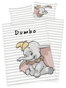 """Herding Baby Bettwäsche """"Dumbo"""" 100x135"""
